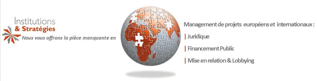 Logo Globe Management de Projets